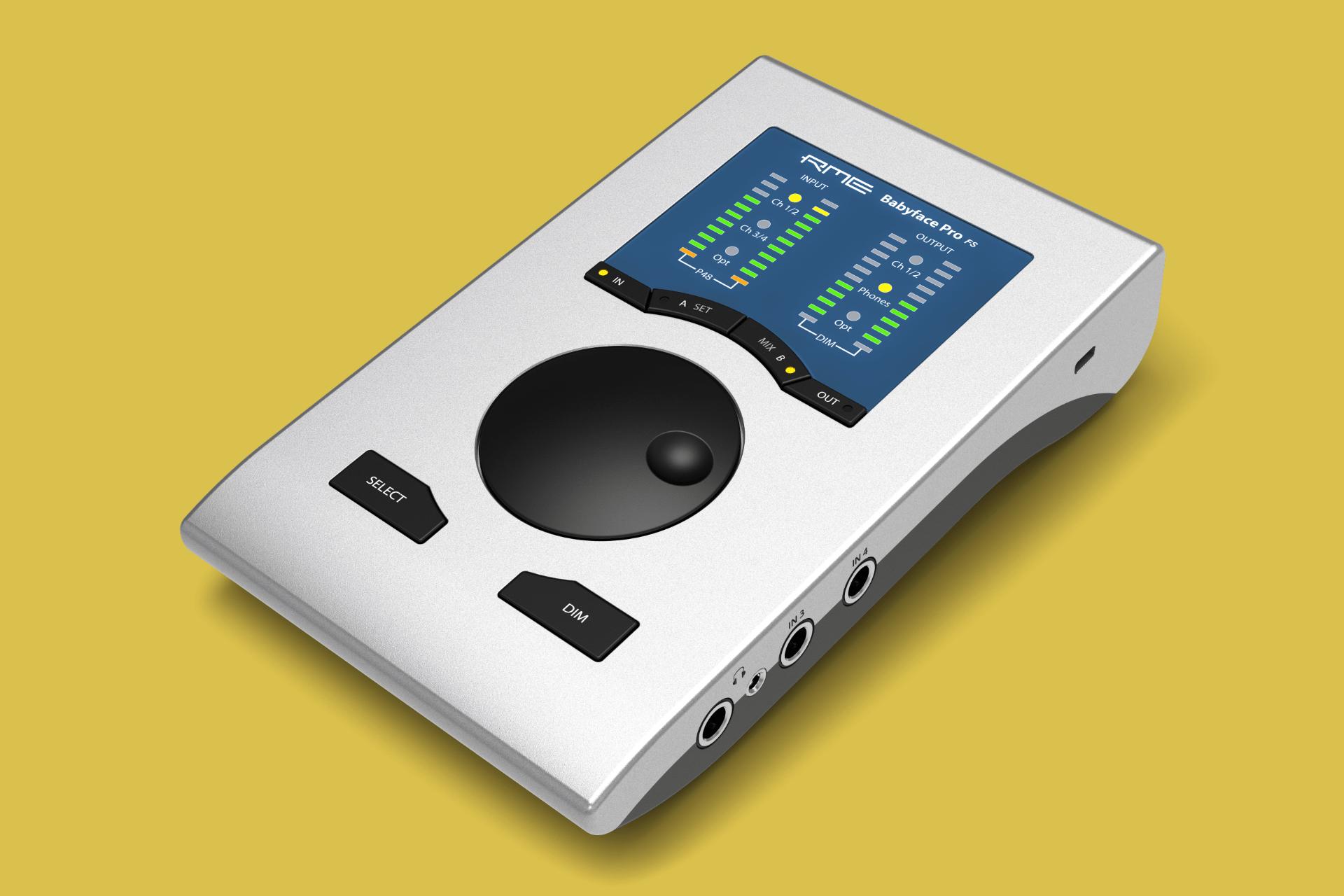 Elektronische Musik produzieren - das sind die besten Audio Interfaces für Techno, Ambient, House und co