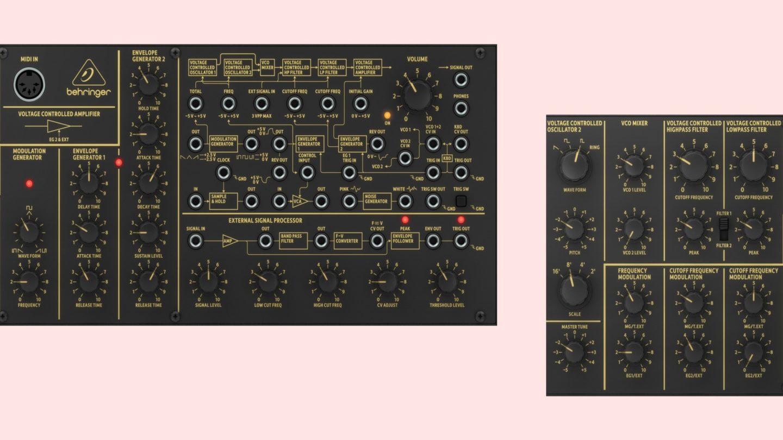 Behringer K-2 Sounddemo und Kurztest