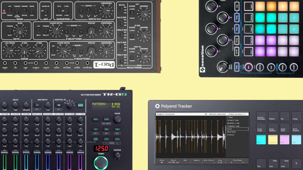Equipment für elektronische Musik Kaufberater