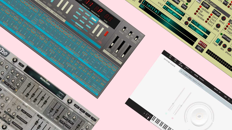 Freeware Synthesizer für elektronische Musik wie Techno, Ambient, House und Electronica