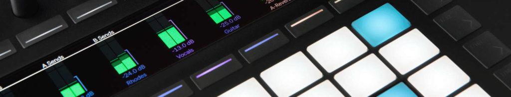 Ableton Push 2 ist ein perfekter Controller für elektronische Musik