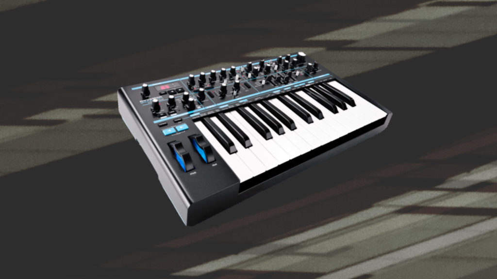 Novation Bass Station 2 Patches für Ambient, Techno und Electronica