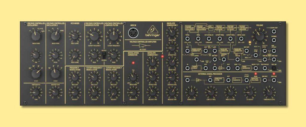 Behringer K2 Test und Sound Demo