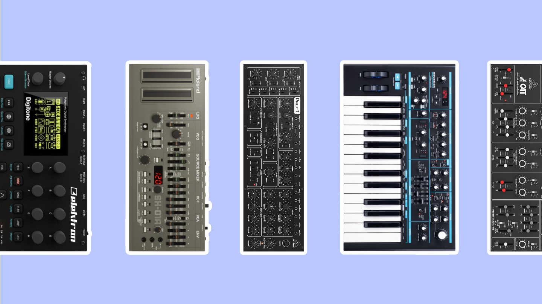Die besten Bass Synthesizer für elektronische Musik