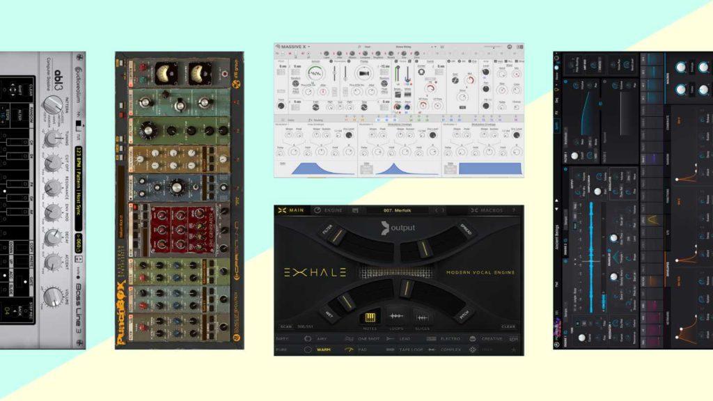 die besten Plug Ins für Techno, House, Ambient und Electronica