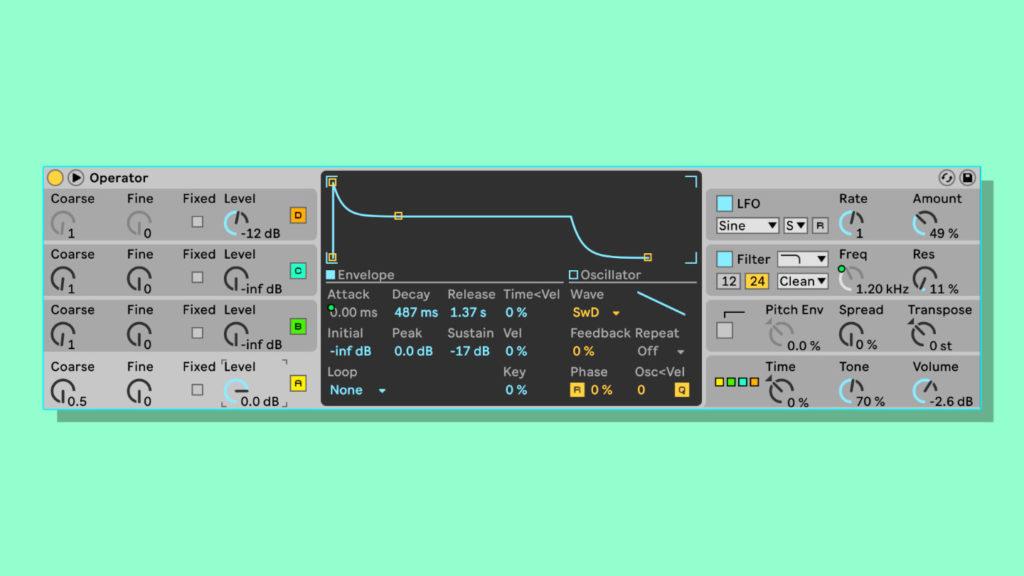 Ableton Operator Tutorial für Techno, Ambient und Deep House