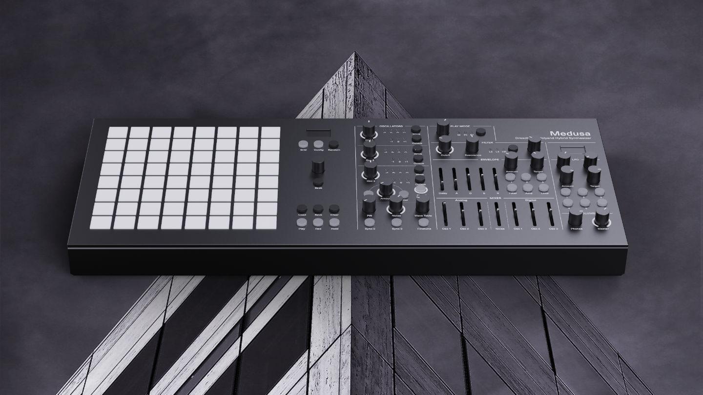 Polyend Medusa Sound Pack für Techno, Ambient und Electronica