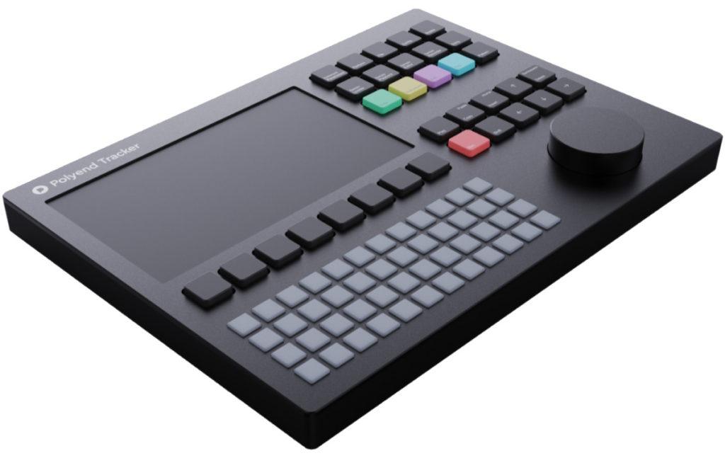 Polyend Tracker - Groovebox und Sampler