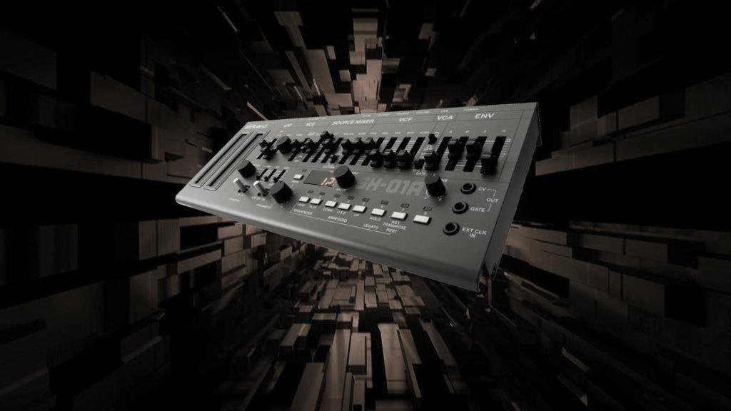 Roland SH-01a Patches für Ambient, Techno und Electronica