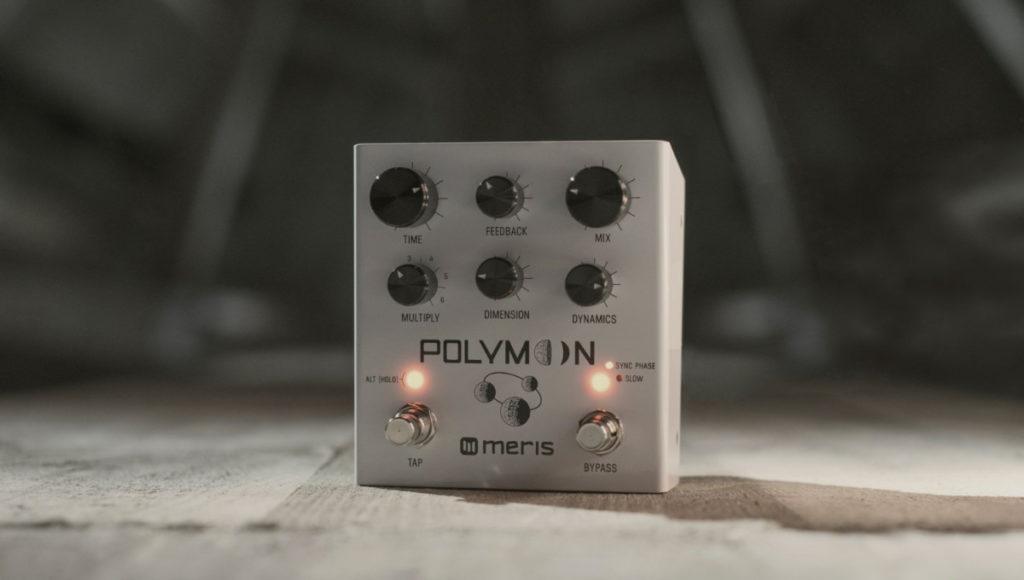 Gut klingender Delay Effekt für breite Synthesizer-Sounds: Meris Polymoon