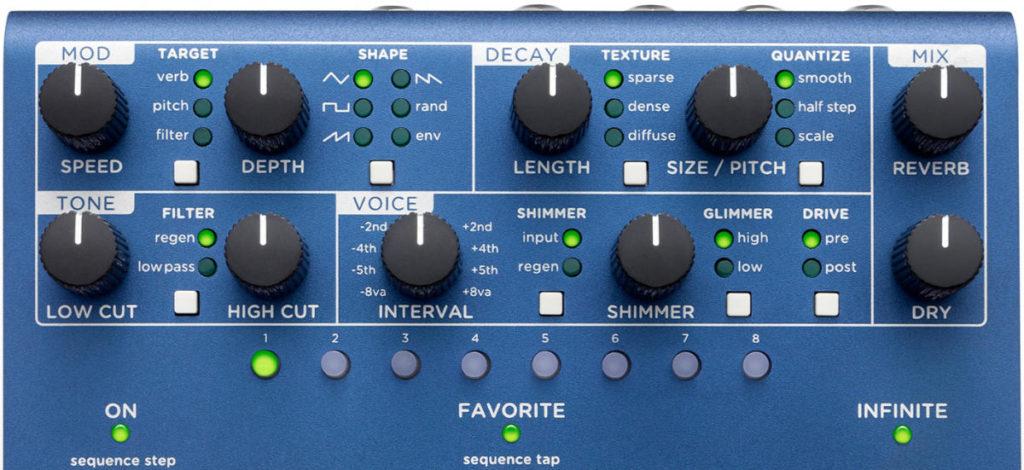Test: Strymon Nightsky für Synthesizer