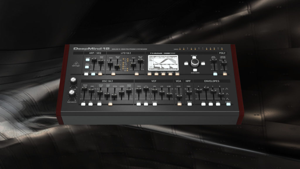 Behringer Deepmind Patches für Ambient, Techno, Electronica