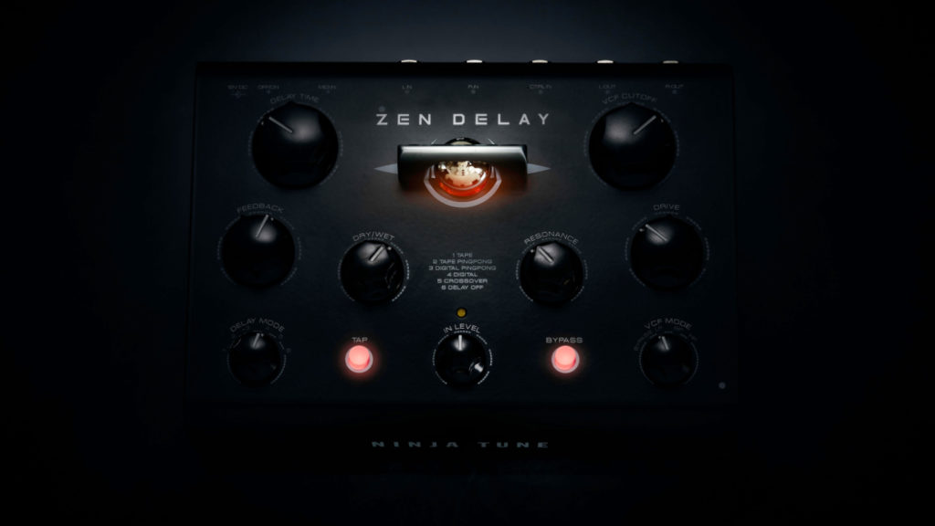 Erica Synths Zen Delay Test