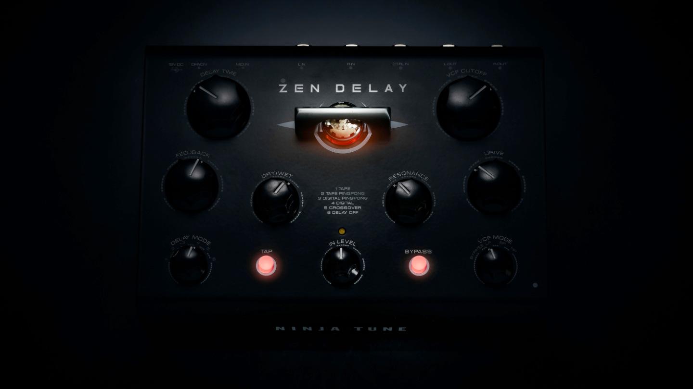 Erica Synths Zen Delay Test