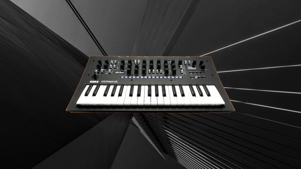 Ambient und Techno Sound Pack für den Minilogue XD