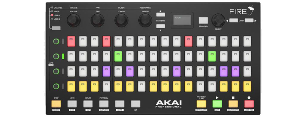 Akai Pro Fire: Ein idealer MIDI Controller für FL Studio