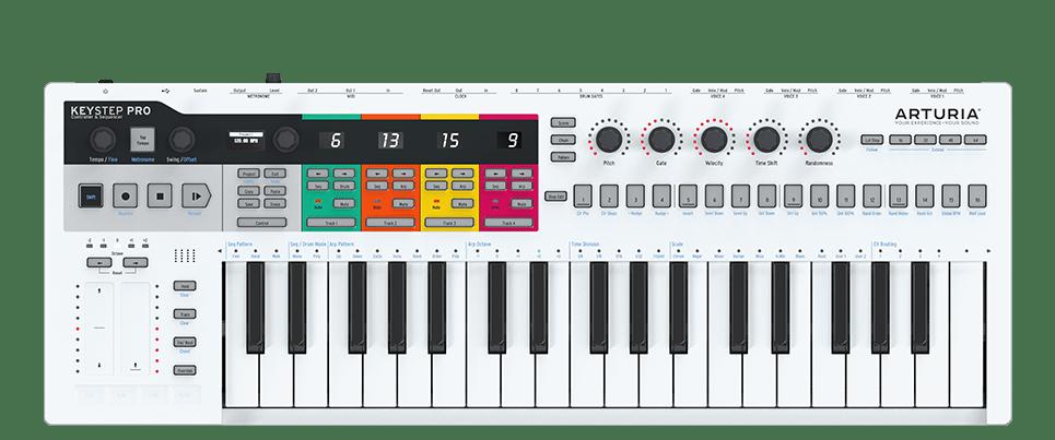 Arturia KeyStep Pro: Zentrale Controller-Einheit für FL Studio