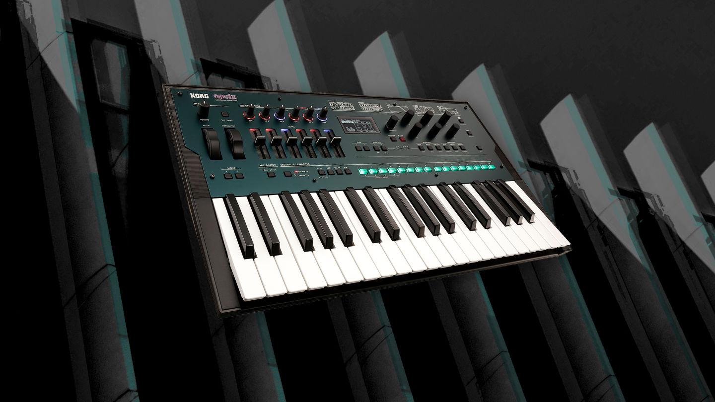 Korg opsix Patches - Sound Pack für Techno, Ambient und Electronica