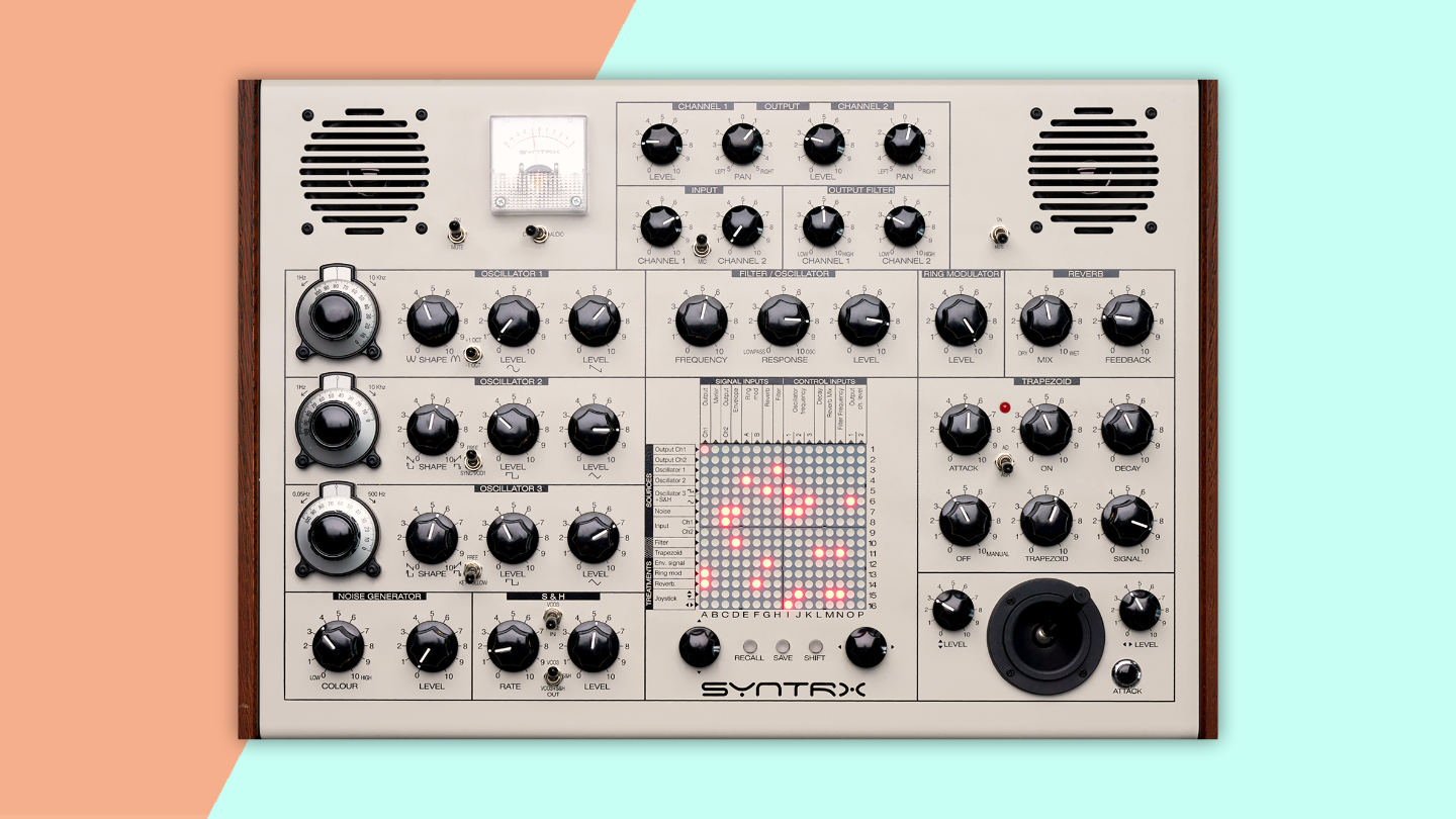 Erica Synths SNYTRX Test