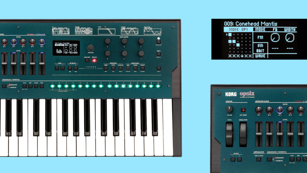 Korg opsix Sound Design Tutorial