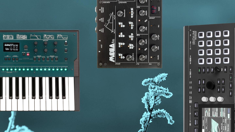die besten Synthesizer für Dub Techno