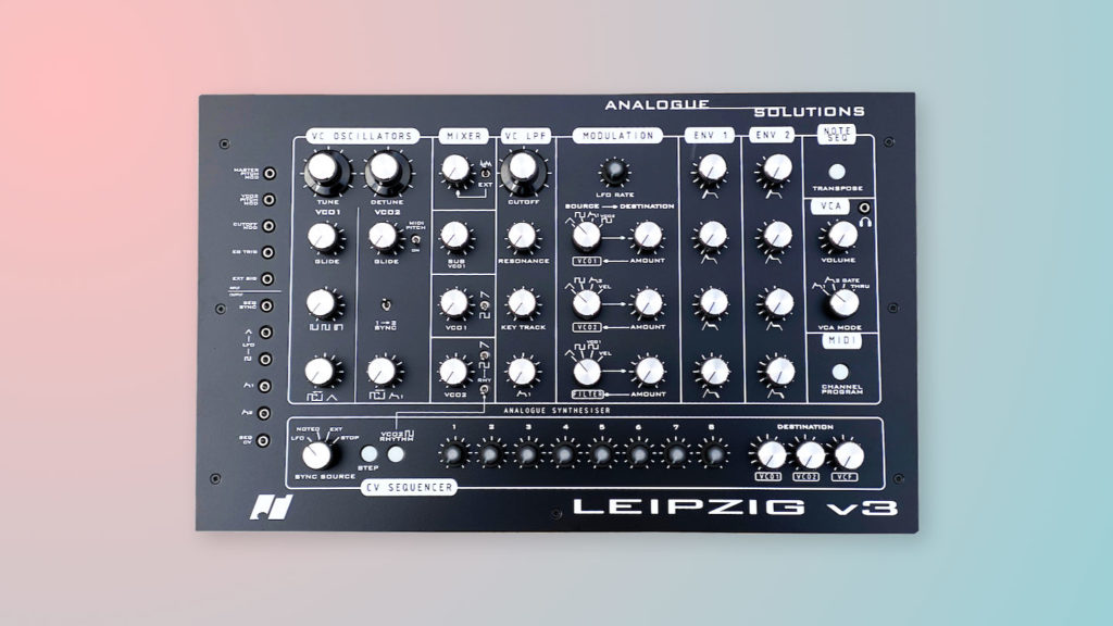 Analogue Solutions Leipzig V3 Test