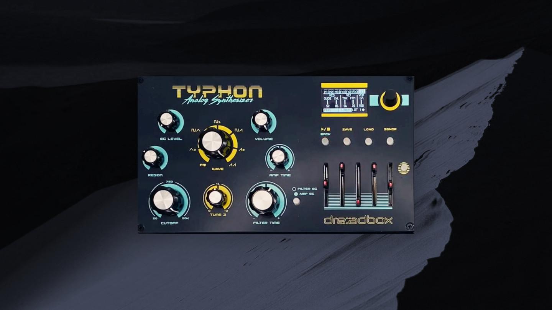 Dreadbox Typhon Presets für Techno und Ambient