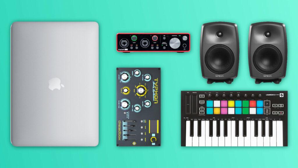 Techno produzieren für Einsteiger: Diese sechs Dinge braucht man wirklich