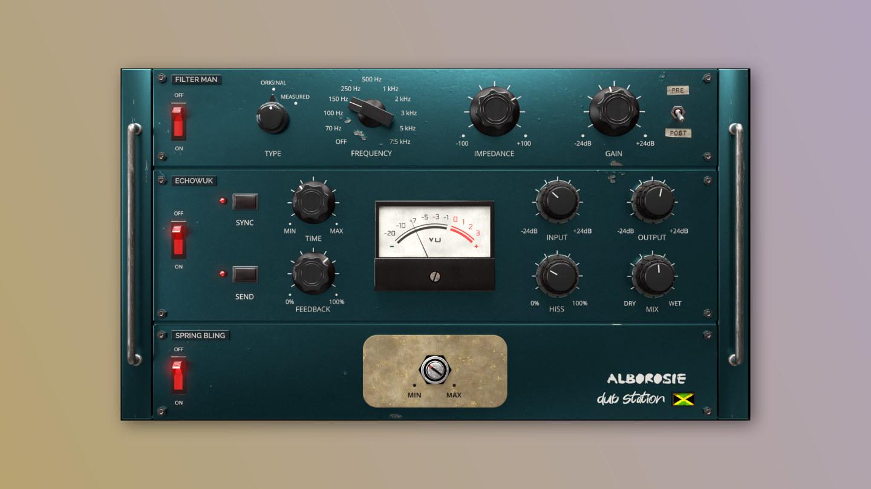 AudioThing Alborosie Dub Station Test