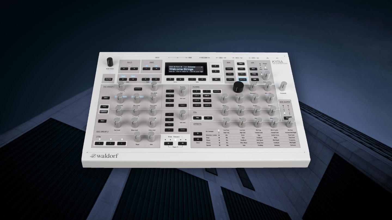 Waldorf Kyra Patches für Ambient und Techno: Aestivastion Sound Pack